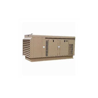 60 Kw Single Phase 120/240 V Natural Gas and Propane Double Fuel Standby Generator - ...