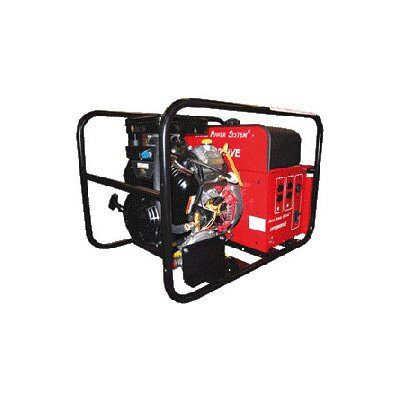 Home Power 9,000 Watt Tri Fuel Portable Generator - HPS9000E