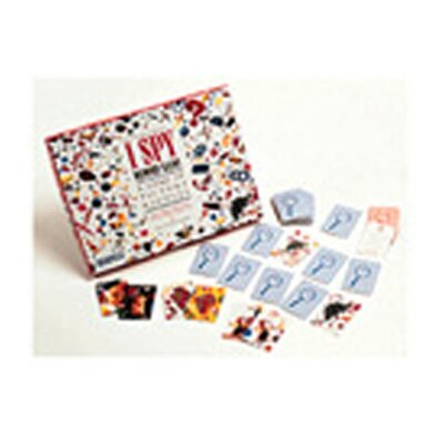 Briarpatch Inc I Spy Memory Game