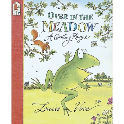 Candlewick Press Over In The Meadow Big Book