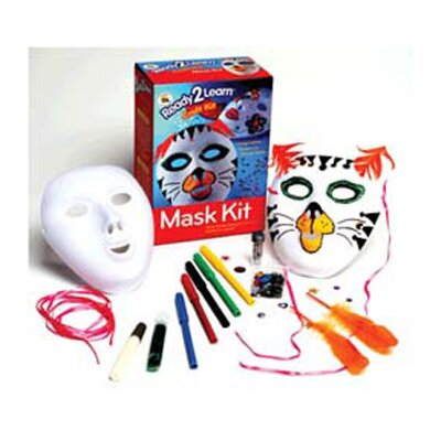 Center Enterprises Inc Ready2learn Craft Kit Mask Kit