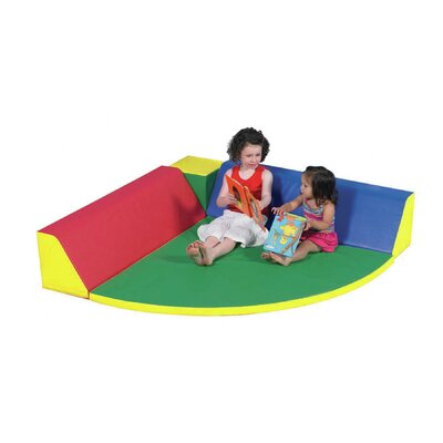 The Children's Factory Kids Quarter Circle Restful Corner