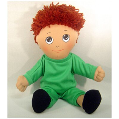 Childrens Factory Dolls Hispanic Boy Doll Sweat Suit