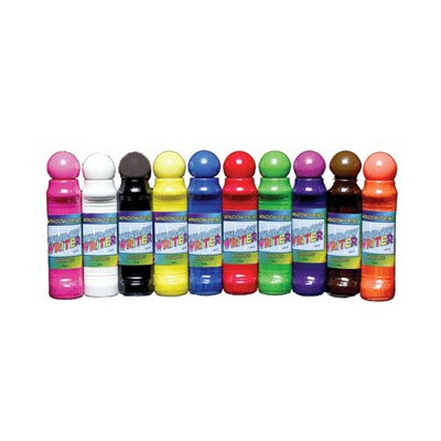 Crafty Dab Crafty Dab Window Paints & 10/pk
