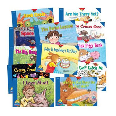 Creative Teaching Press Reading For Fluency Readers Set 1