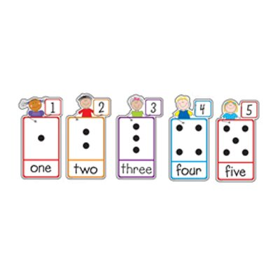 Creative Teaching Press Bb Set Number Stick Kids