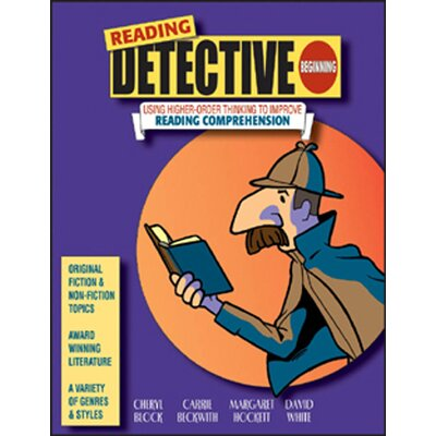 Critical Thinking Press Reading Detective Beginning Gr 3-4