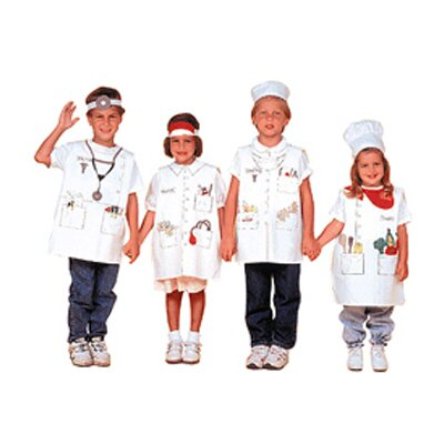 Dexter Educational Toys Costumes Nurse