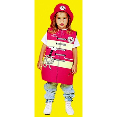 Dexter Educational Toys Costumes Fire Fighter