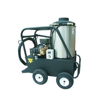 Cam Spray Q Series 1000 PSI Hot Water Electric Pressure Washer