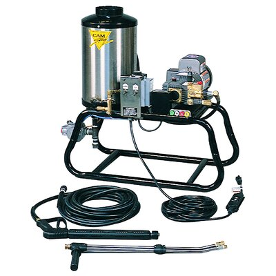 ST Series 1500 PSI Hot Water Liquid Propane Pressure Washer