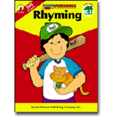 Frank Schaffer Publications/Carson Dellosa Publications Rhyming Home Workbook