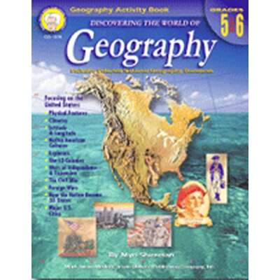 Frank Schaffer Publications/Carson Dellosa Publications Discovering The World Of Geography