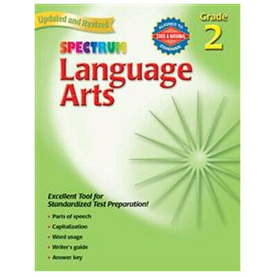 Frank Schaffer Publications/Carson Dellosa Publications Language Arts Gr 2