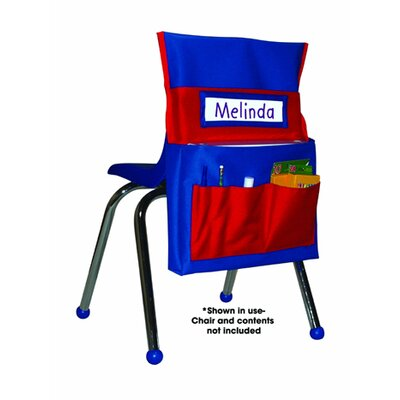 Frank Schaffer Publications/Carson Dellosa Publications Chairback Buddy Blue/red