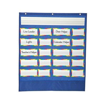 Frank Schaffer Publications/Carson Dellosa Publications Classroom Helpers Pocket Chart
