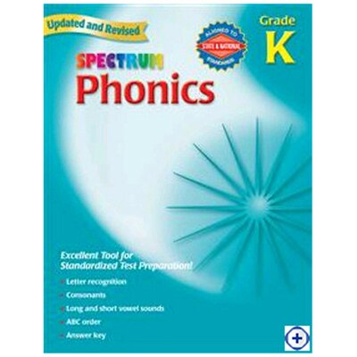 Frank Schaffer Publications/Carson Dellosa Publications Phonics Gr K