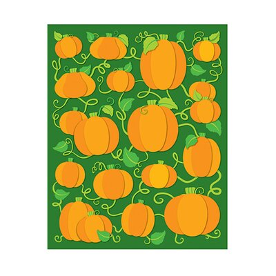Frank Schaffer Publications/Carson Dellosa Publications Pumpkins Shape Stickers 96pk