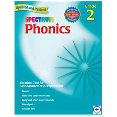 Frank Schaffer Publications/Carson Dellosa Publications Phonics Gr 2