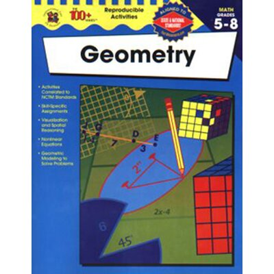 Frank Schaffer Publications/Carson Dellosa Publications Geometry Revision Of If8764