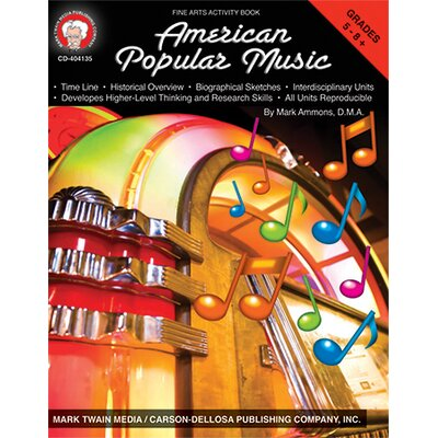 Frank Schaffer Publications/Carson Dellosa Publications American Popular Music Bb Set