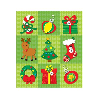 Frank Schaffer Publications/Carson Dellosa Publications Christmas Prize Pack Stickers