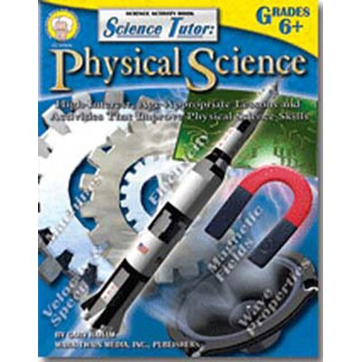 Frank Schaffer Publications/Carson Dellosa Publications Science Tutor Physical Science