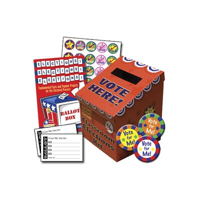 Gallopade Classroom Elections Kit