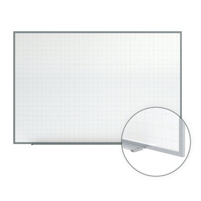 Ghent Phantom Line Magnetic Whiteboard