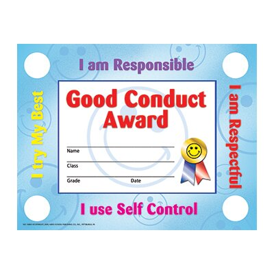 Hayes School Publishing Good Conduct 30/set