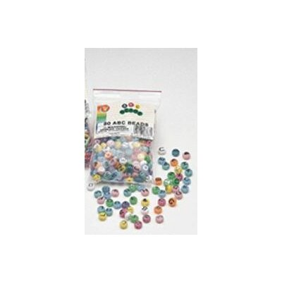 Hygloss Products Inc Abc Beads 300