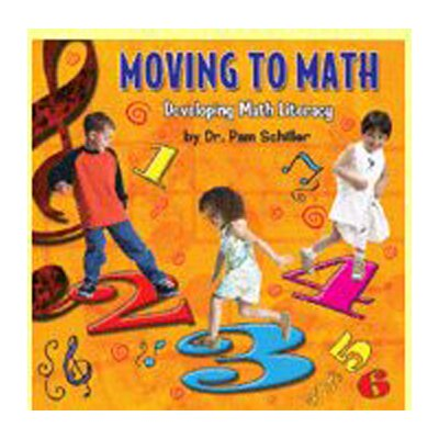 Kimbo Educational Moving To Math Cd