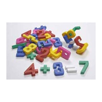 Learning Advantage Number Building Blocks 64 Pieces