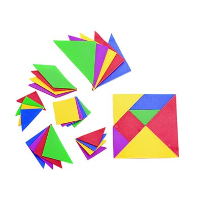 Learning Advantage Tangrams 28 Piece Set