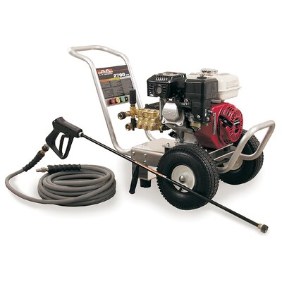CA Series 2700 PSI 6.5 HP Honda OHV Cold Water Gasoline Pressure Washer
