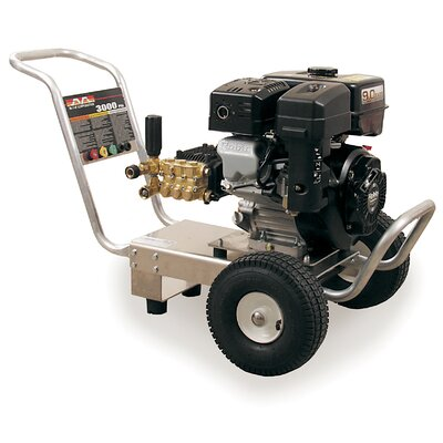 Mi-T-M CA Series 3000 PSI 9 HP Honda OHV Cold Water Gasoline Pressure Washer