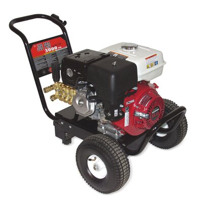 Mi-T-M JP Series 3500 PSI Cold Water Gasoline Pressure Washer