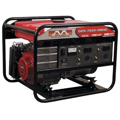 7,500 Watt Gasoline Generator - GEN-7500-0MH0
