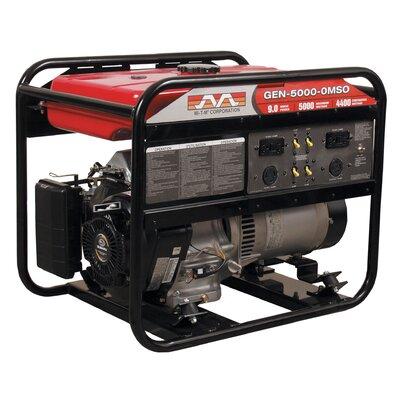 5,000 Watt Gasoline Generator - GEN-5000-0MS0