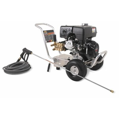 Mi-T-M CA Series 3500 PSI Cold Water Gasoline Pressure Washer