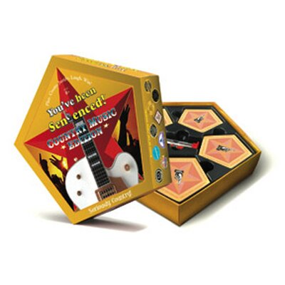 McNeill Designs LLC You've Been Sentenced Country Music Edition Toy
