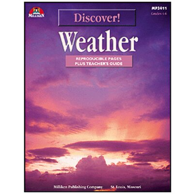 Milliken & Lorenz Educational Press Discover Weather Gr 4-6