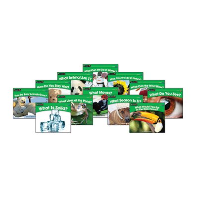 Newmark Learning Rising Readers Leveled Books