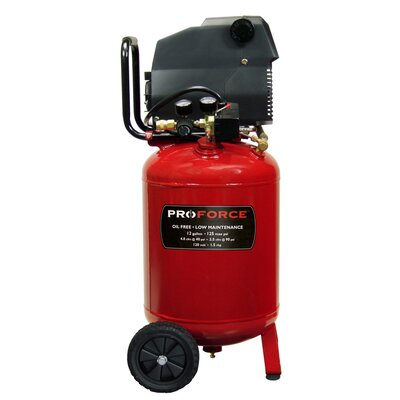 Powermate 12 Gallon Proforce Vertical Air Compressor
