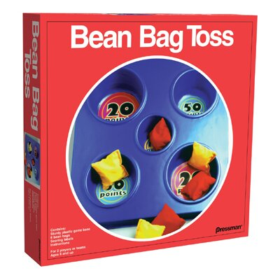 Pressman Toys Bean Bag Toss