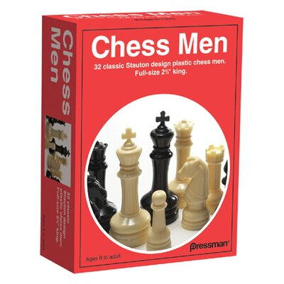 Pressman Toys Chess Men