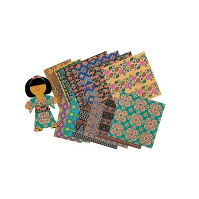 Roylco Inc Global Village Craft Papers