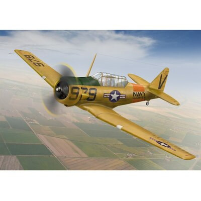 1:48 AT-6:SNJ Texan Airplane Model Kit