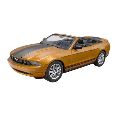 SnapTite 2010 Mustang Convertible Model Kit