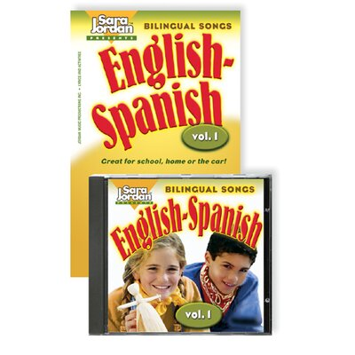 Sarah Jordan Publishing Bilingual Songs English-spanish